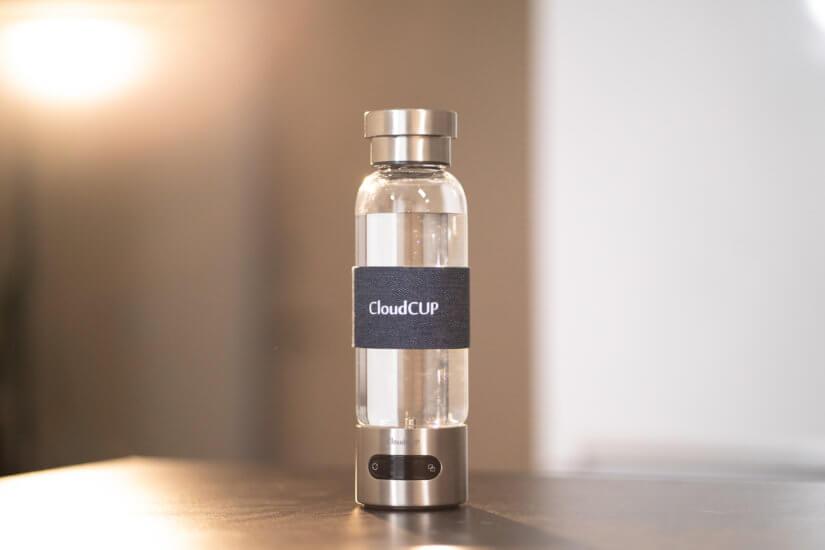 Умная смарт-бутылка CloudCUP